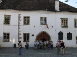2008.06.20. Erdély, 08-Kolozsvár Mátyás király szülőháza IMG 0025