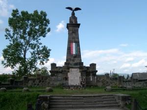 2008.06.22. Erdély, 13-Mádéfalvi emlékmű IM000202