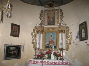2008.06.22. Erdély, 29-Csíkszereda és Bögöz között Jézus kápolna IMG 0124