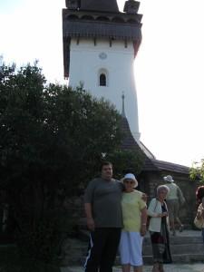 2008.06.24. Erdély, 03-a Körösfő-i templomnál IMG 0190