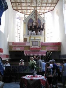 2008.06.24. Erdély, 05-Bánffyhunyad-i templomban IMG 0201