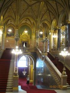 2010.02.10. Budapest, az Országház látogatásakor  012
