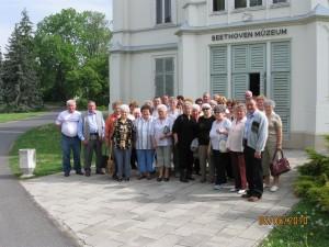2010.05.05. Martonvásár, Beethoven múzeum látogatásakor 004