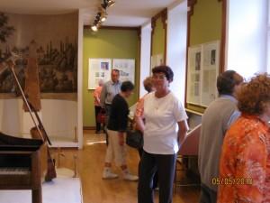 2010.05.05. Martonvásár, Beethoven múzeum látogatásakor 016