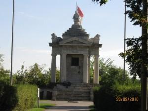 2010.09.28. Ópusztaszer, A Nemzeti emlékparkban 012