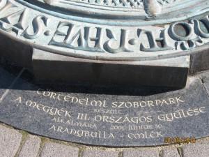 2010.09.28. Ópusztaszer, A Nemzeti emlékparkban 062