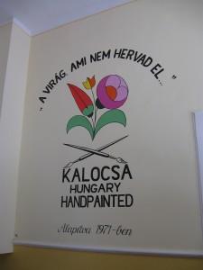 2012.05.09. A Kalocsai Porcelánmanufaktúrában 010