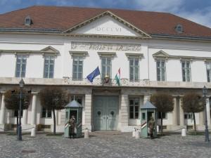 2013.04.17. Bp. a Sándor palota  és őrsége 048