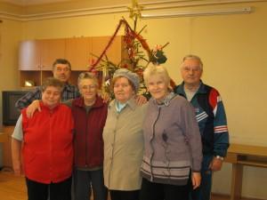 2013.12.01. Karácsonyfa díszítés a Közösségi házban 006