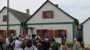 2014.04.23. A Hajós-i Pincefaluban a Kovács pincénél 0020